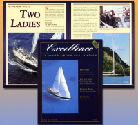 Alden Yachts Excellence Magazine