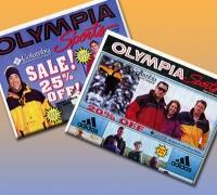 Olympia Sports News Circular